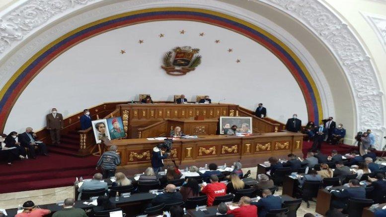 Asamblea Nacional avanza en la conformación del Comité de Postulaciones para la designación de un nuevo CNE