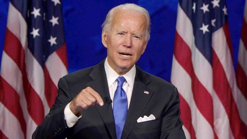 """Biden denuncia """"asalto sin precedentes"""" a democracia de EEUU y urge a Trump a pronunciarse en TV"""