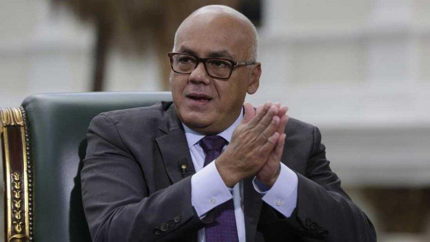 Jorge Rodríguez: «Nos corresponde el rescate del Parlamento y ser epicentro del diálogo»