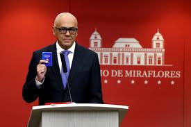 Jorge Rodríguez presidirá nueva AN, Iris Varela y Didalco Bolívar, vicepresidentes