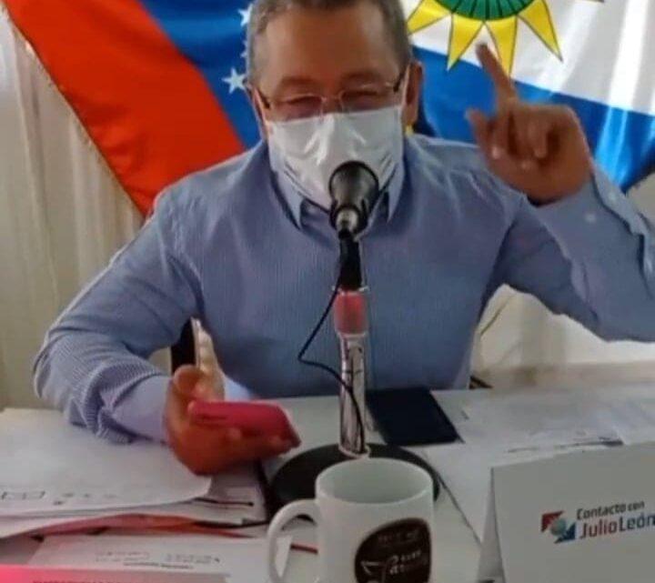 """Gobernador León: """"La clave para derrotar al Covid-19 es sin duda la atención oportuna"""""""