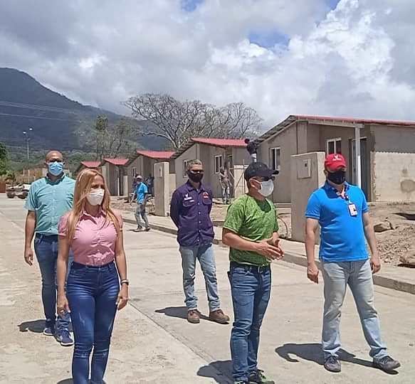 Próxima semana entregan 100 viviendas para el pueblo yaracuyano