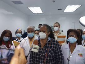 Asesora de Ruta Materna a nivel nacional del Ministerio del Poder Popular para la Salud visitó a Yaracuy