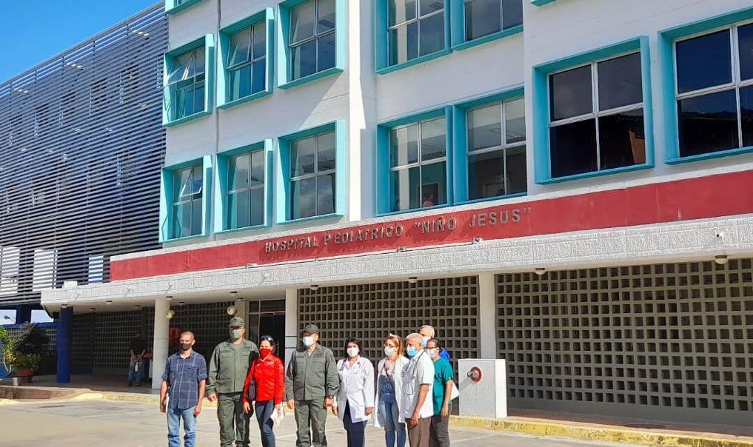 Presidente de Corposalud: Mejoraráninfraestructura y equipamiento en hospitales de San Felipe