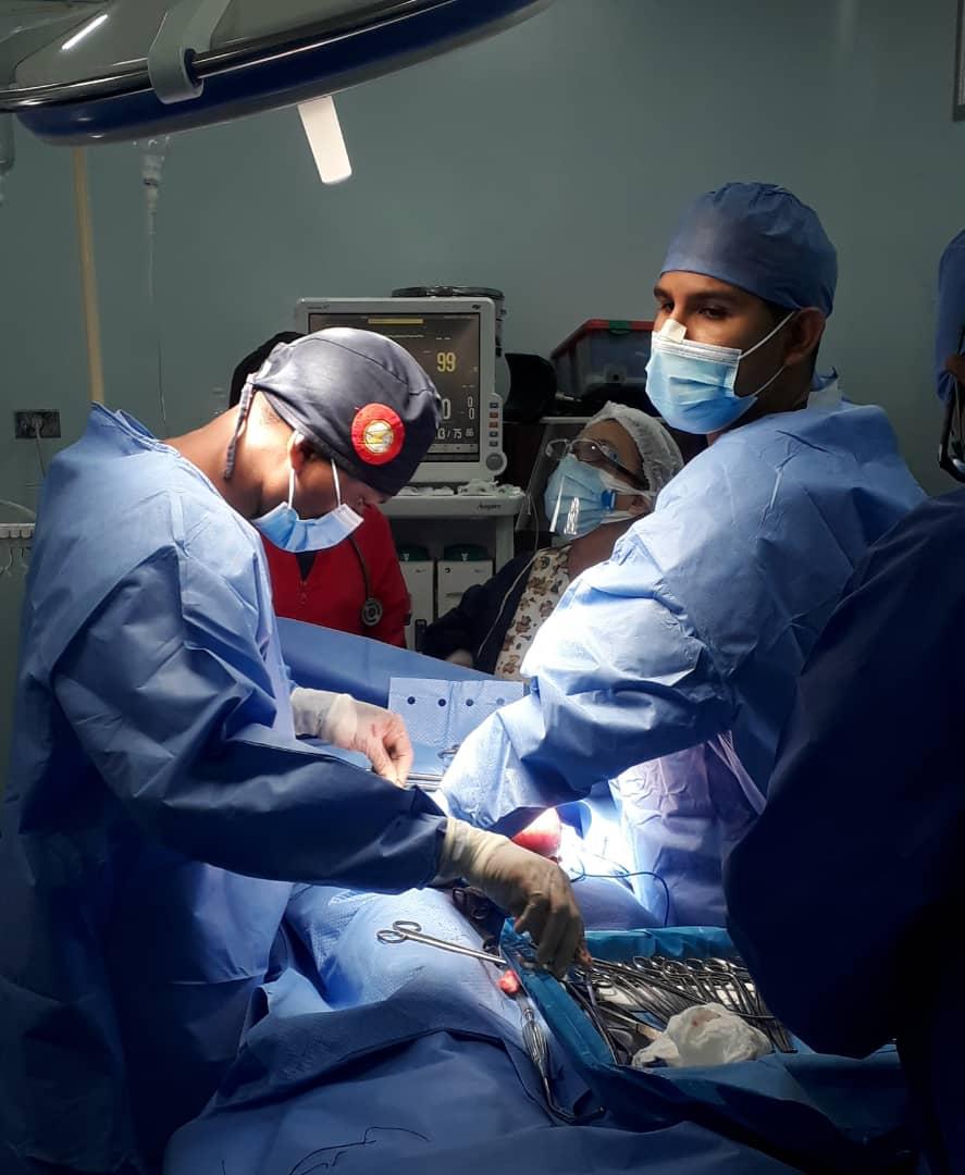 Hospital Central de San Felipe ocupa el 2do. lugar en Venezuela en realizar mayor número de operaciones