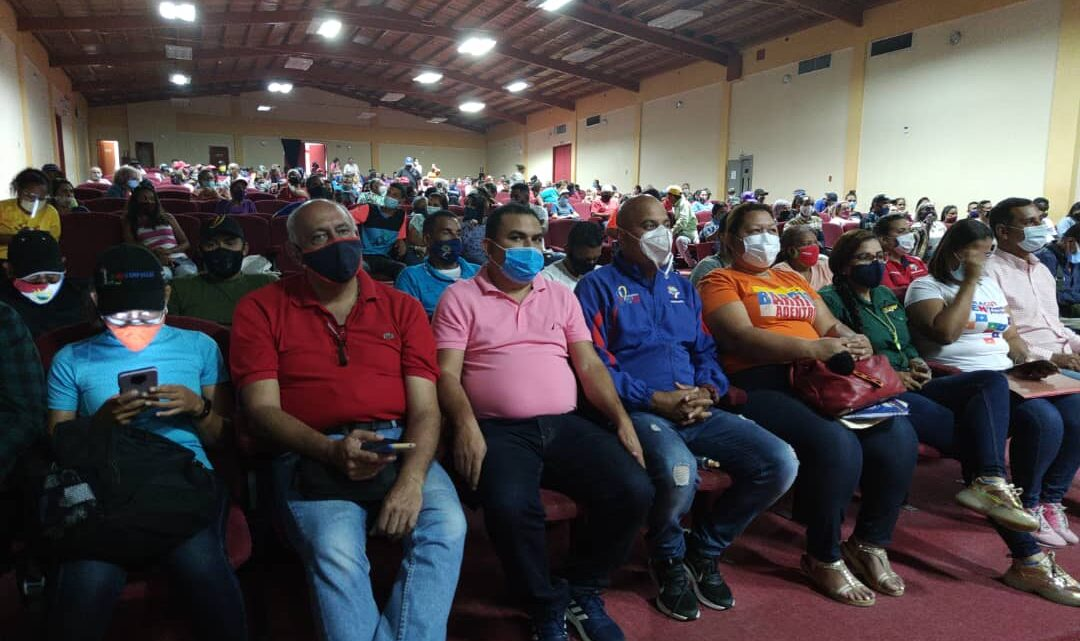 En Yaracuy juramentan comité estadal del congreso bicentenario de los pueblos