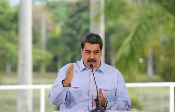 Maduro sobre candidaturas de opositores en Miranda: Lánzate a gobernador, Capriles, lánzate Ocariz