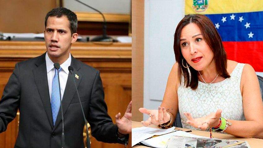 Gobierno de Panamá retiró credenciales a Fabiola Zavarce, representante de Guaidó