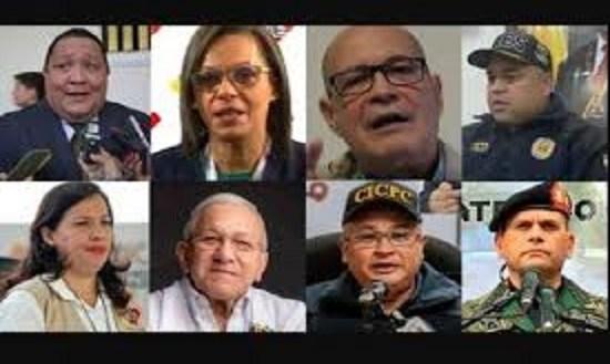 Unión Europea sancionó a 19 funcionarios públicos del Gobierno de Venezuela (Lista)