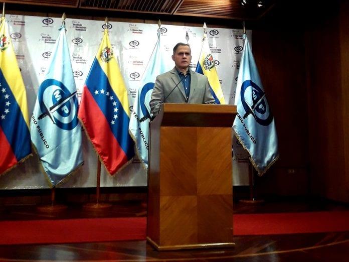 Investigación penal contra Juan Guaidó anunció el Ministerio Público