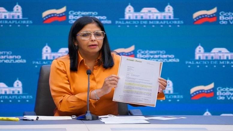 Venezuela paga adelanto al mecanismo Covax para adquirir vacunas anticovid