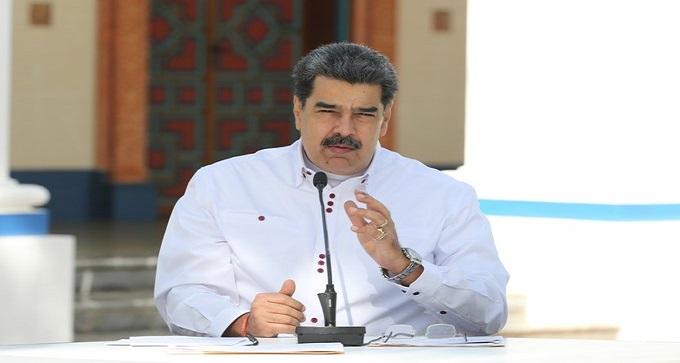 Maduro: «Habrá tiempo para el 7×7, vamos a la cuarentena radicial por 7 días más»