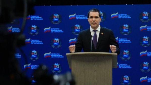 """Venezuela considera que Colombia se ha convertido en un """"narcoestado"""""""