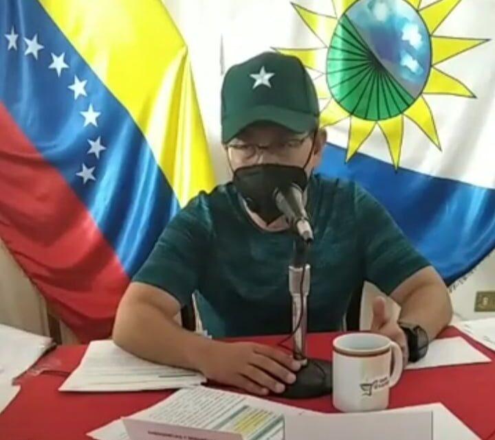"""Gobernador León Heredia: """"Le vamos a solicitar a la Comisión Presidencial para el Covid-19 que declare una cuarentena extrema radical para Yaracuy"""