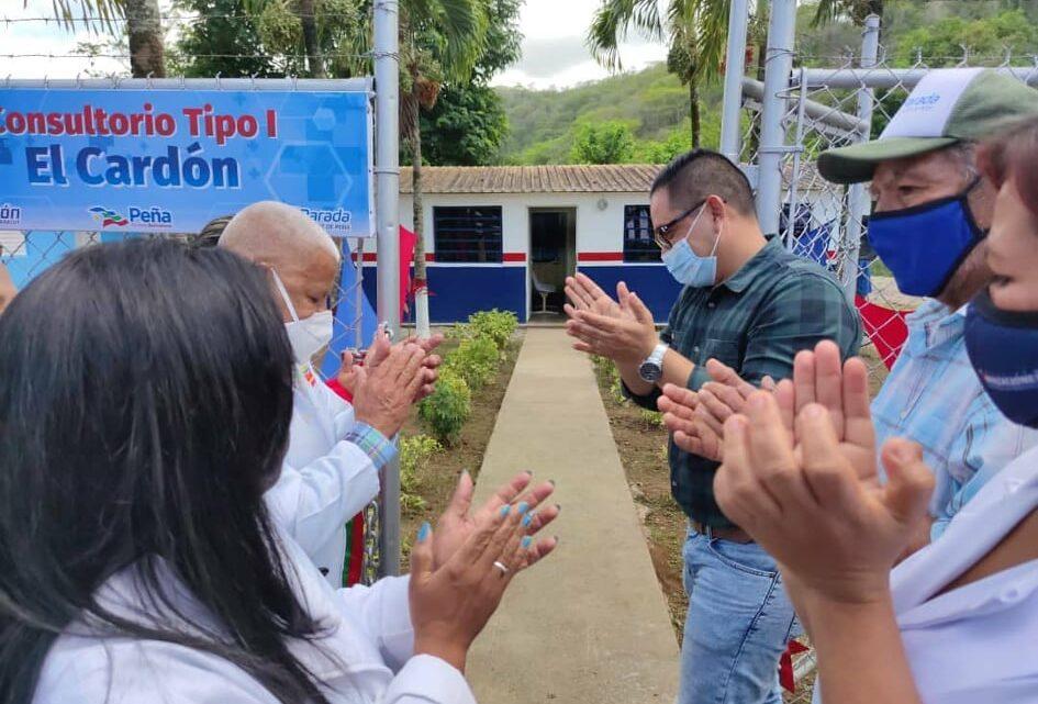 Gobierno de Yaracuy reinaugura dos ambulatorios en el municipio Peña