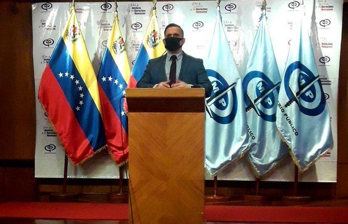Tarek William Saab reconoce que Juan Pablo Pernalete, Fernando Albán y el Capitán Rafael Acosta Arévalo fueron asesinados