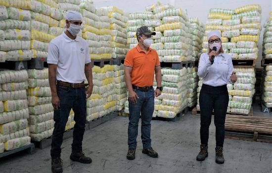 """Planta de harina """"Bravo Cacique Yaracuy"""" incrementó a 60 toneladas diarias su producción"""