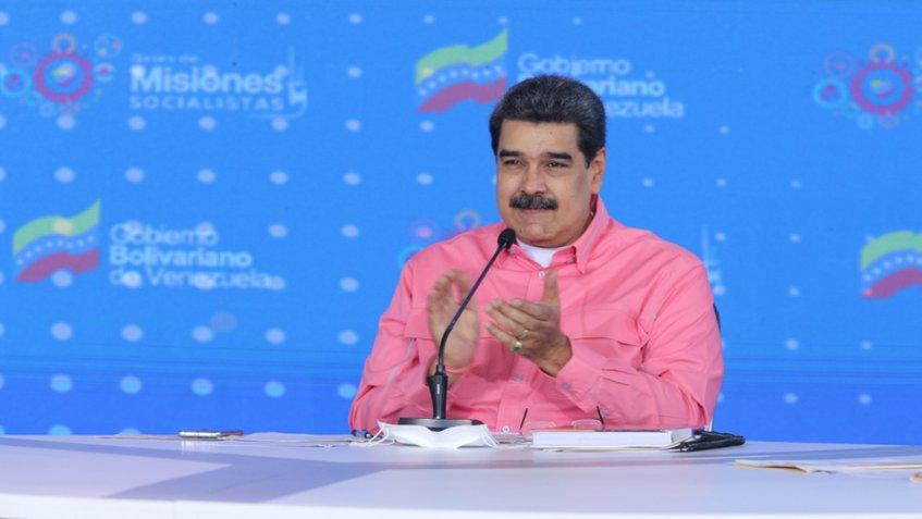 Ejecutivo exigirá en mesa de diálogo con Guaidó el rescate de los recursos sustraídos al Estado