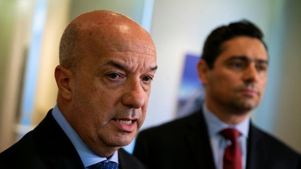 Renuncia a su cargo Iván Simonovis, el comisionado de Seguridad e Inteligencia del Gobierno de Guaidó