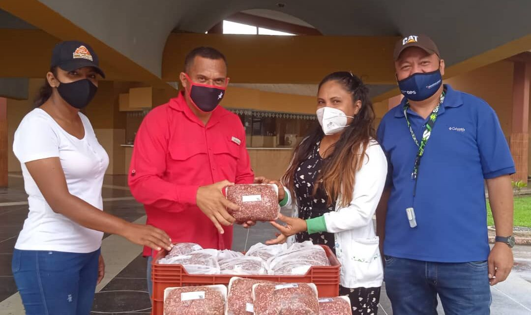 Alcalde del municipio Bolívar proveeal pueblo de proteína animal en alianza estratégica con el sector privado