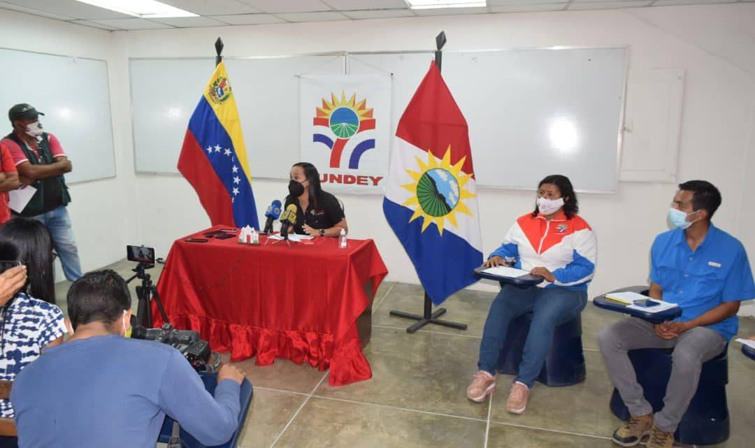 Gobierno de Yaracuy brinda asistencia integral a atletas de la entidad