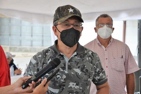 Gobernador León entregó insumos a más de 50 productores del eje maicero