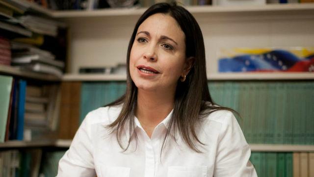 María Corina Machado ofende de manera grotesca la figura del enviado especial a Venezuela de la Unión Europea (UE)