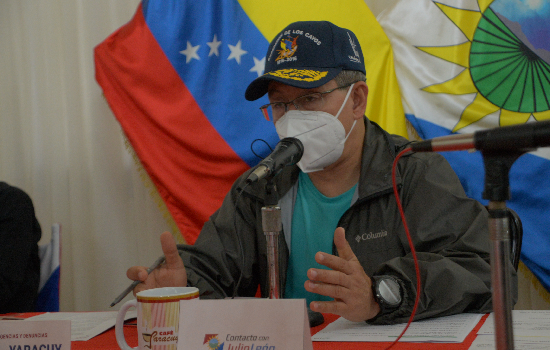 Gobernador León Heredia: la única manera de enfrentar a la Covid-19 es con la contención y acudir oportunamente a los centros hospitalarios y vacunarse