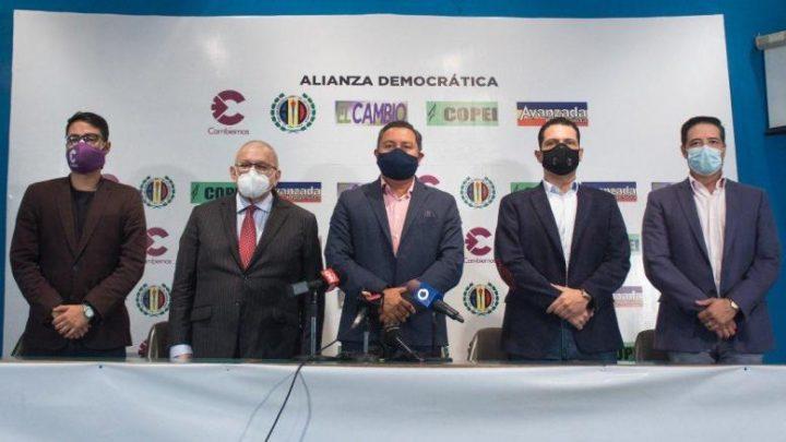Bernabé Gutiérrez: «La oposición democrática está lista para negociar y entenderse por Venezuela»