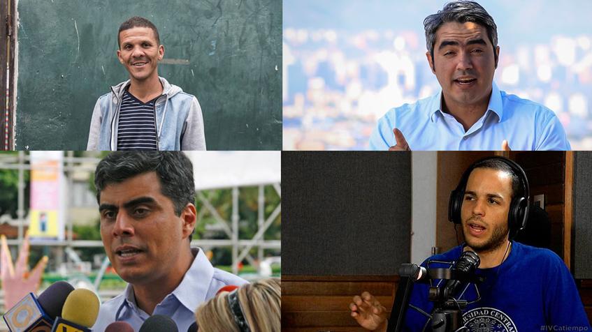 Solicitan al MP captura de Gilber Caro, Emilio Graterón, Hasler Iglesias y Luis Somaza