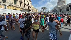 Cancillería rusa: EEUU trata de aplicar a Cuba el escenario de una revolución de color
