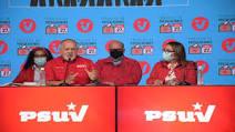 PSUV anunció lista de postulados para primarias del próximo 8 de agosto