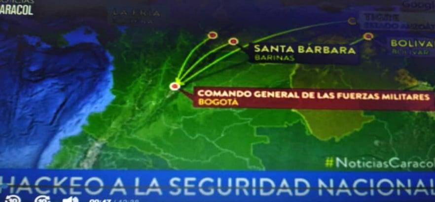 La historia secreta del hackeo más grave contra las Fuerzas Militares de Colombia