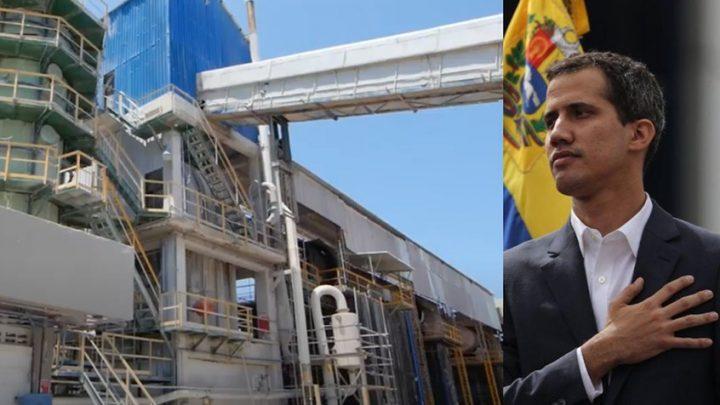 Guaidó se niega a rendir cuentas sobre Monómeros
