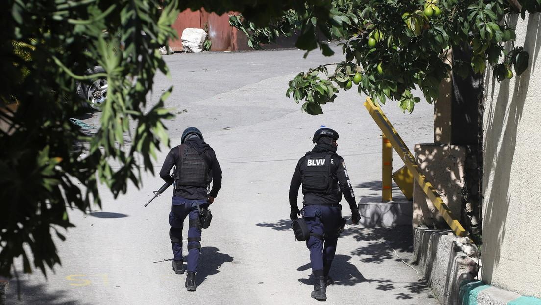 La Policía de Haití arresta a los presuntos asesinos del presidente Jovenel Moïse