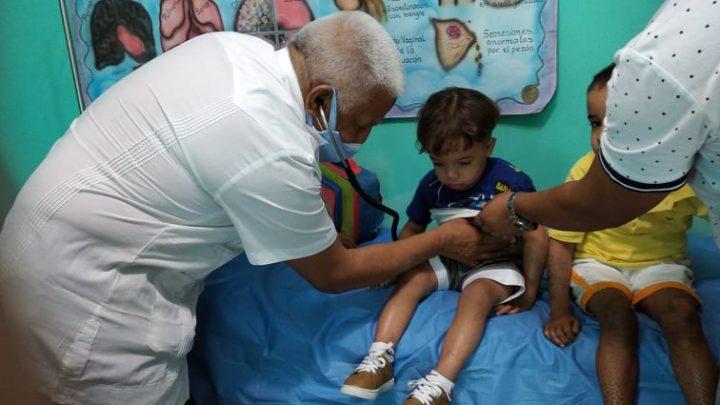 Preocupa a autoridades de Yaracuy  aumento de casos Covid en población infantil