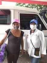 Programa Ruta materna en Yaracuy llama a mujeres embarazadas a vacunarse contra la Covid-19